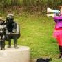 The Sculpture Walk in Gävle 2008. Photo: Sandra Englund.